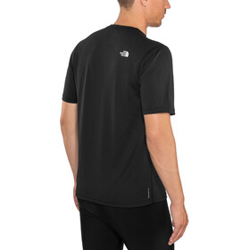 The North Face Train N Logo Flex SS Tee Herren tnf black